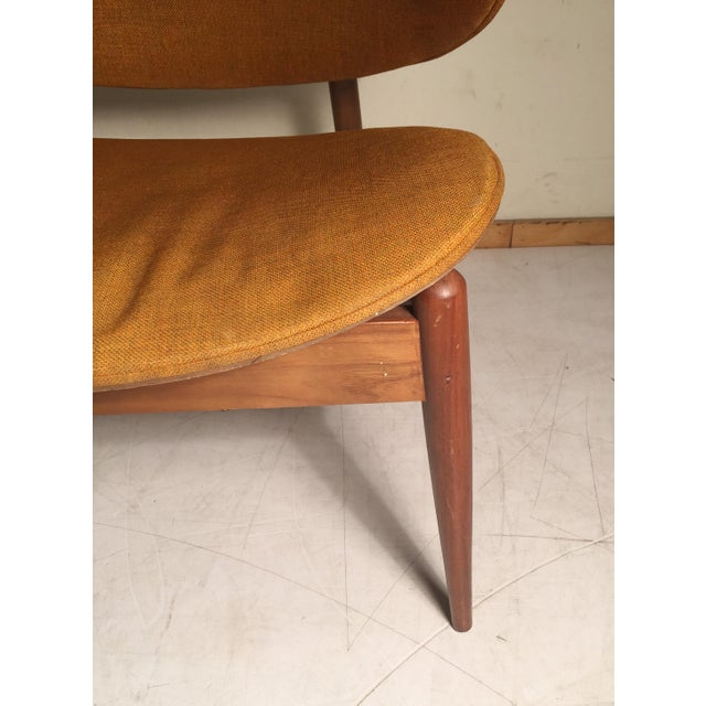 Vintage Kodawood Lounge Chair by Seymour James Weiner For Sale In Chicago - Image 6 of 12