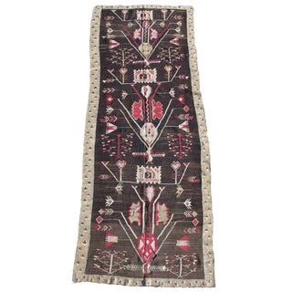 Bessarabian Kilim Runner For Sale