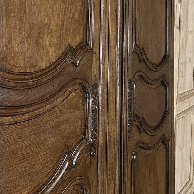 Coffee Pair Plaquards ~ Armoire or Cabinet Doors, 19th Century For Sale - Image 8 of 12
