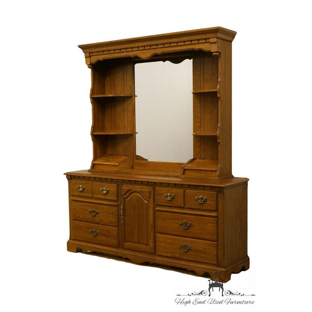 """79.5"""" High 70"""" Wide 18"""" Deep We specialize in High End Used Furniture that we consider to be at least an 8 on a scale of 1..."""