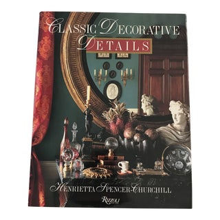Classic Decorating Details Book For Sale