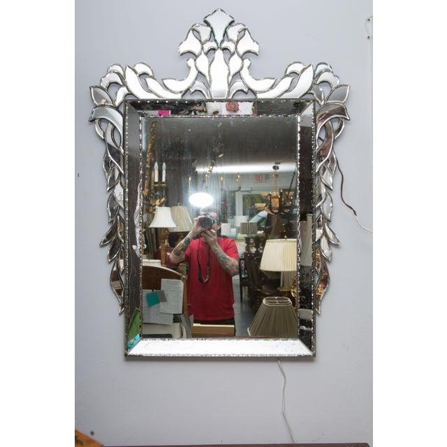 Unique Venetian Mirror - Image 7 of 7