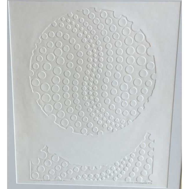 """David Garry Partridge """"White #1"""" Print For Sale - Image 9 of 10"""