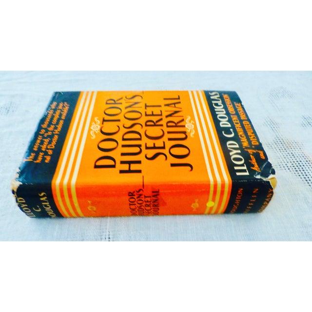 """Art Deco """"Doctor Hudson's Secret Journal"""" Book For Sale - Image 3 of 6"""