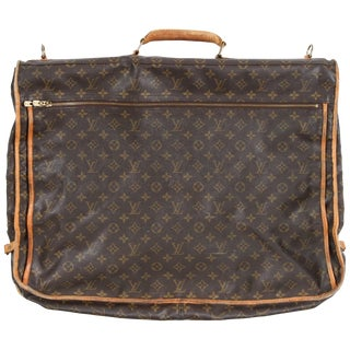 Vintage Louis Vuitton Garment Carrier For Sale