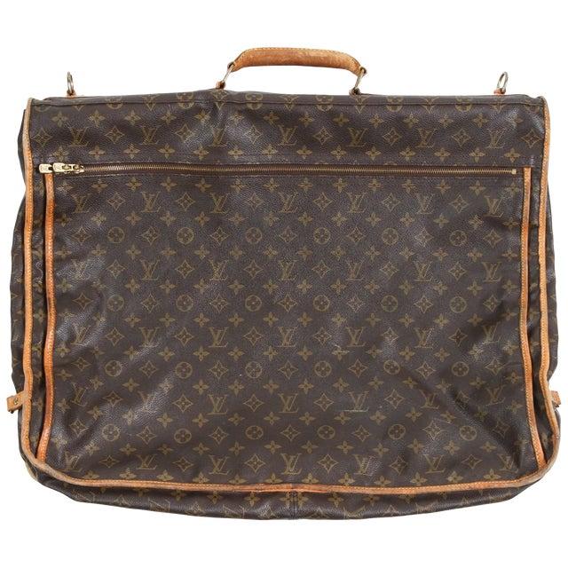 Vintage Louis Vuitton Garment Carrier For Sale