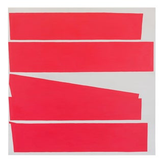 "Ulla Pedersen ""Cut-Up Canvas I.5"", Painting For Sale"