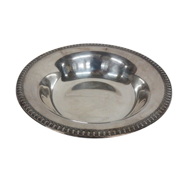 Wilcox Silverplate Serving Bowl - Image 1 of 6