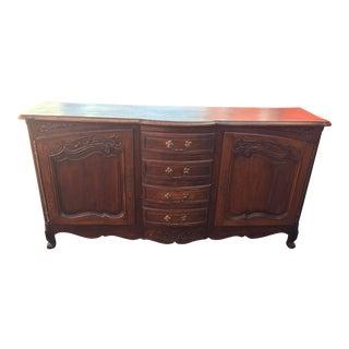Oak 19th Century French Buffet Sideboard