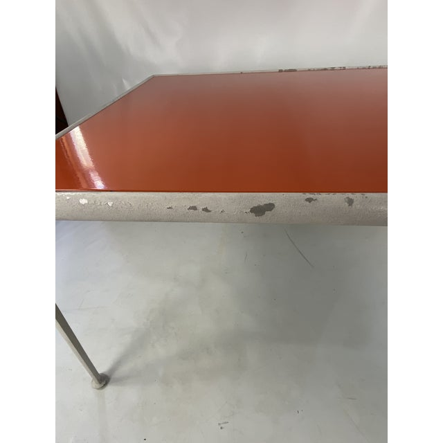 Knoll Knoll 1966 Richard Schultz Outdoor/Indoor Dining Table For Sale - Image 4 of 13