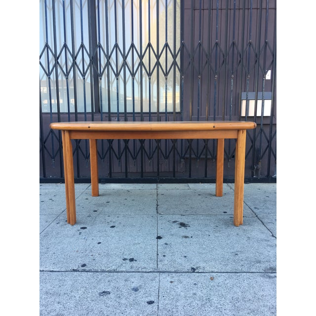 Diethelm Scanstyle Danish Modern Butterfly Dining Table in Teak For Sale - Image 10 of 13