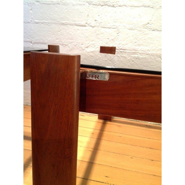 Percival Lafer Percival Lafer Side Tables - A Pair For Sale - Image 4 of 4
