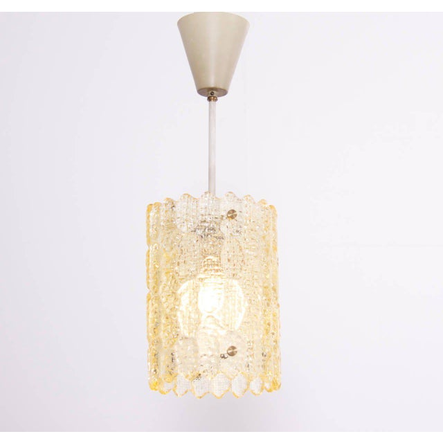 1960s Pendant Light by Carl Fagerlund for Orrefors For Sale - Image 5 of 5