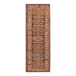 Antique Persian Kurdish Rug For Sale