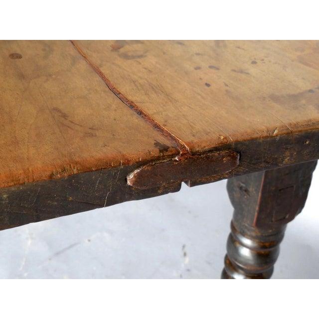 18th Century Spanish Table - Image 9 of 11