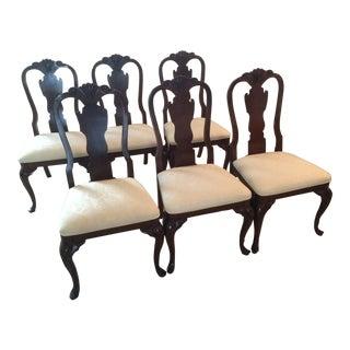 Drexel Heritage Devoncourt Dining Chairs - Set of 6
