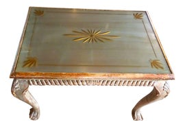 Image of Gold Coffee Tables
