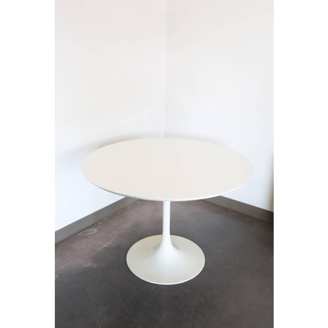 Vintage 70s Knoll Style Tulip Table - Image 10 of 10
