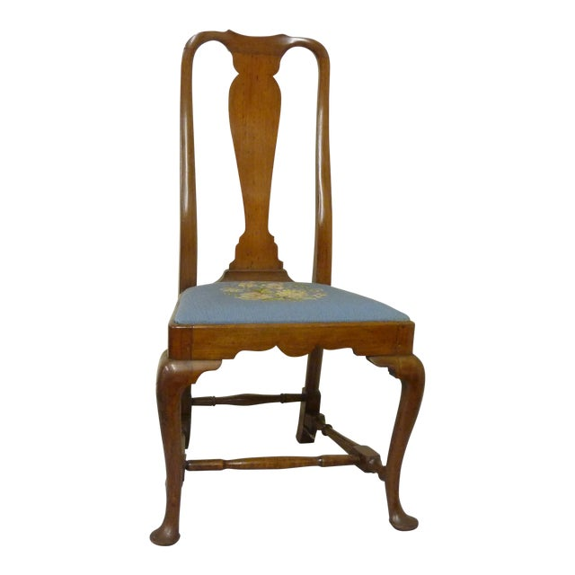 18th Century American Sidechair For Sale