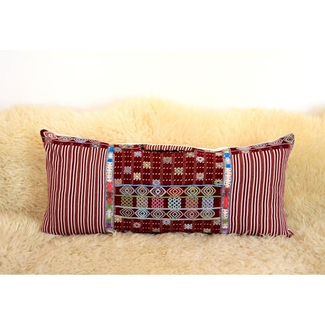 One of a kind. Handmade in Guatemala using vintage fabric. Designed and sustainably sourced by The Global Trunk in Culver...