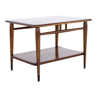 Lane Acclaim Mid Century Dovetail Side End Table For Sale