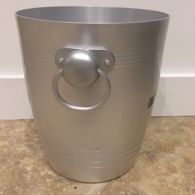 Traditional French Chandon Champagne Bucket For Sale - Image 3 of 6