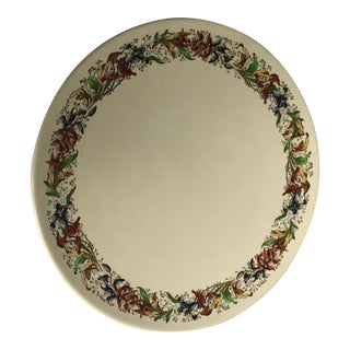 Royal Doulton Tintern Transferware Platter For Sale