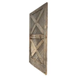 19th Century Vintage American Barn Door Preview