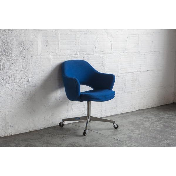 Saarinen for Knoll Executive Office Chair - Image 2 of 8