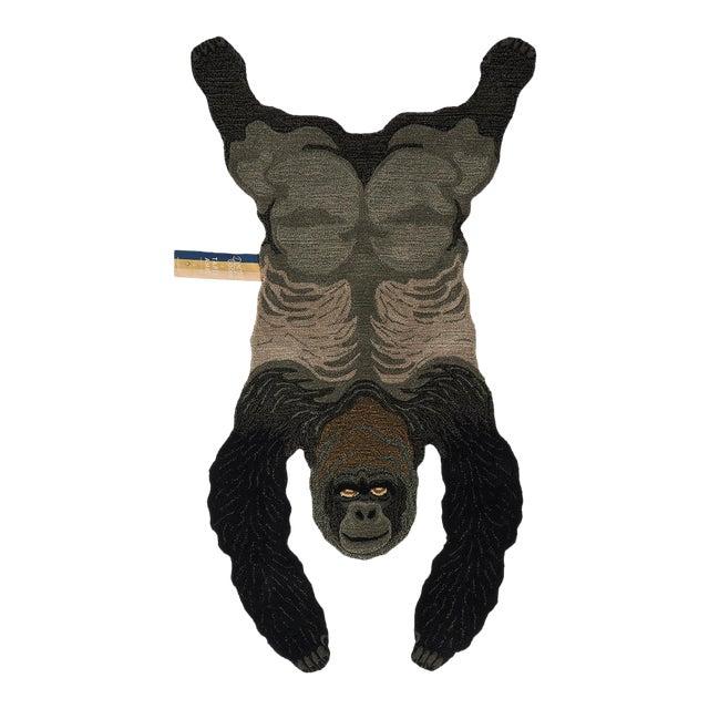 Doing Goods Groovy Gorilla Rug Large For Sale