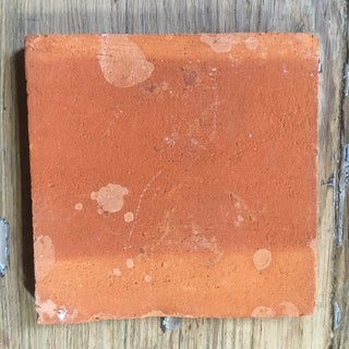 19th Century Hand Thrown Gothic Terra-Cotta Tiles Preview
