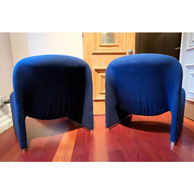 1970s Vintage Giancarlo Piretti Alky Chairs- A Pair For Sale In New York - Image 6 of 13