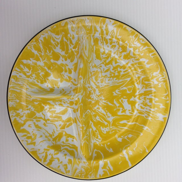 Enameled Dinner Plates - Set of 6 - Image 8 of 11