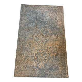 Anthropologie Wool Rug - 5′ × 8′ For Sale