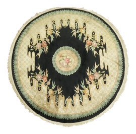 Image of Newly Made Round Rugs