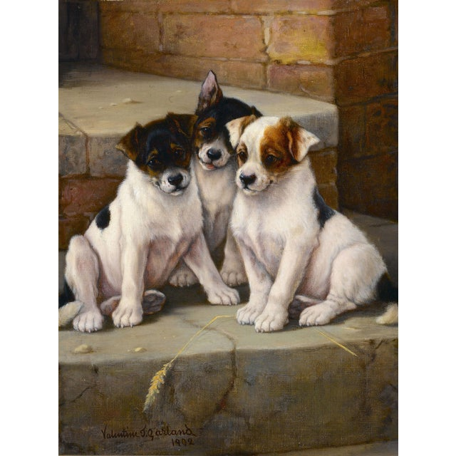 The New Litter by Valentine Thomas Garland For Sale In New Orleans - Image 6 of 6