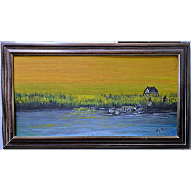 'Asian Sunset' by Wells For Sale