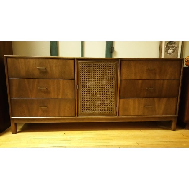 Mid-Century American of Martinsville Gentleman's Dresser - Image 2 of 8