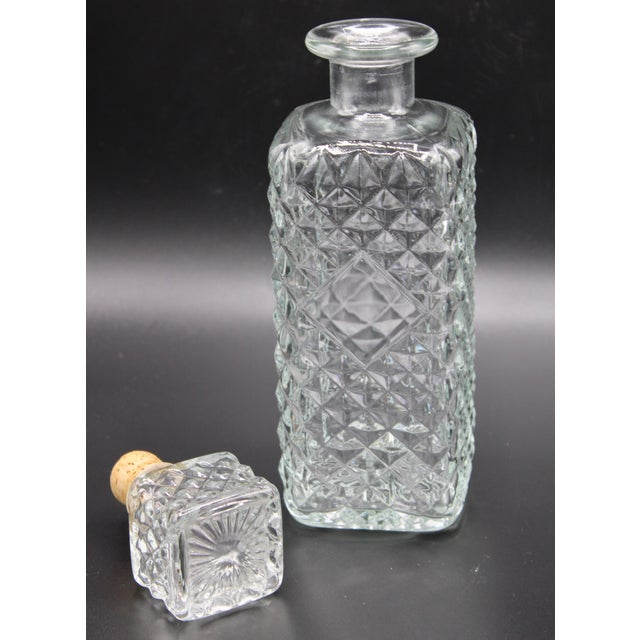 Antique English Crystal Decanter For Sale - Image 12 of 13