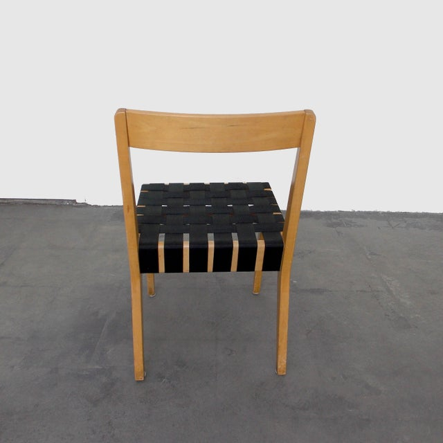 Jens Risom Side Chairs for Knoll - Set of 6 - Image 5 of 8