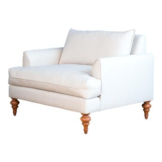 Modern Santorini Club Chair For Sale