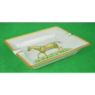 Hermes Horse Blanket Ashtray Preview