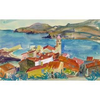 Stephane Magnard, Mediterranean Coast For Sale