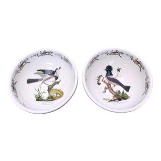 "Vintage Portmeirion ""Birds of Britain"" Bowls - a Pair For Sale"