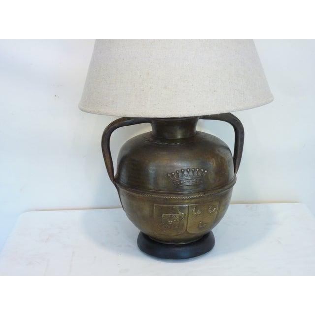 Metal Urn Table Lamp - Image 3 of 4