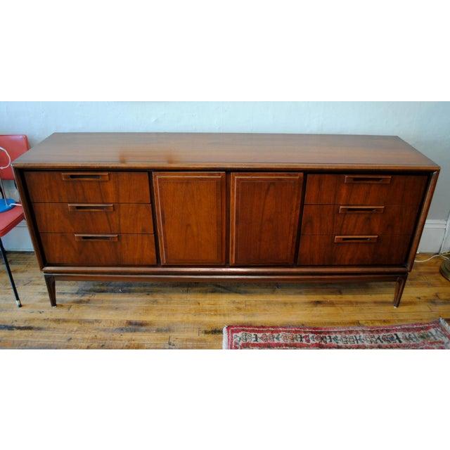 Mid-Century Walnut Dresser - Image 3 of 5