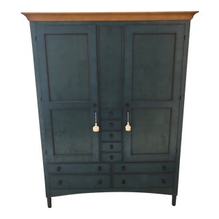 Wooden Armoire For Sale