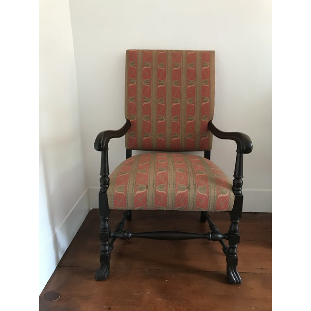 19th Century Jacobean Armchair For Sale - Image 9 of 9