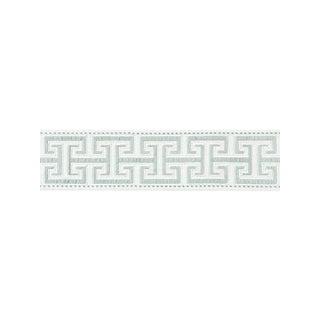 Scalamandre Luxor Velvet Tape, Cloud Fabric For Sale