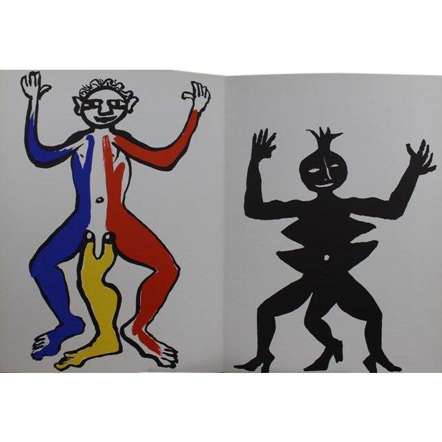 Alexander Calder - Derriere Le Miroir No. 212: Book For Sale